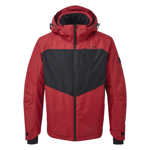 Blade Mens Waterproof Insulated Ski Jacket - Chilli/Black