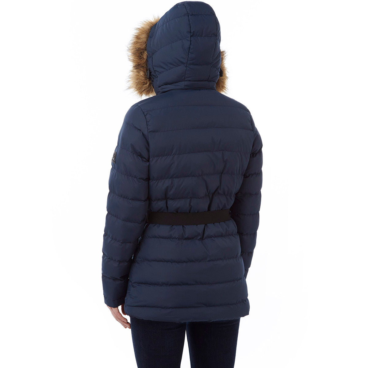 Blake Womens TCZ Thermal Jacket - Navy image 4