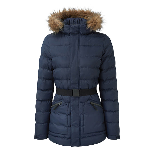 Blake Womens TCZ Thermal Jacket - Navy image 1