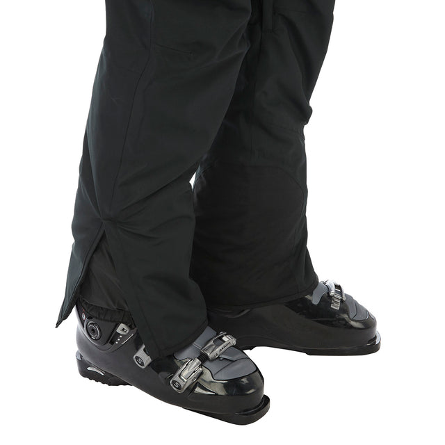 Bolt Mens Waterproof Insulated Salopettes - Black image 5