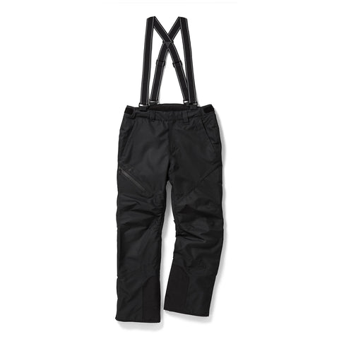 Bolt Mens Waterproof Insulated Salopettes - Black