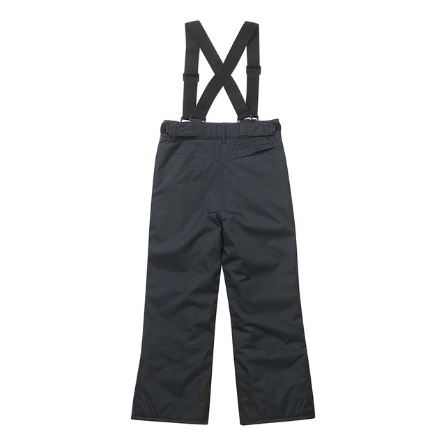 Boundary Kids Milatex Ski Salopettes - Black image 2