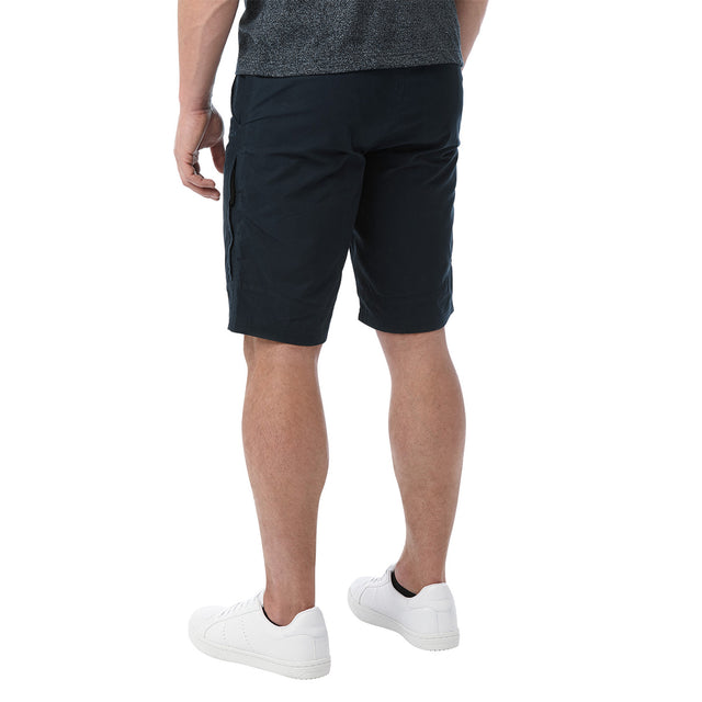 Bradshaw Mens Performance Cargo Shorts - Dark Navy image 3