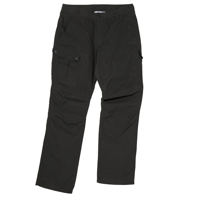 Bradshaw Mens Performance Cargo Pants Regular Leg - Storm Grey image 1