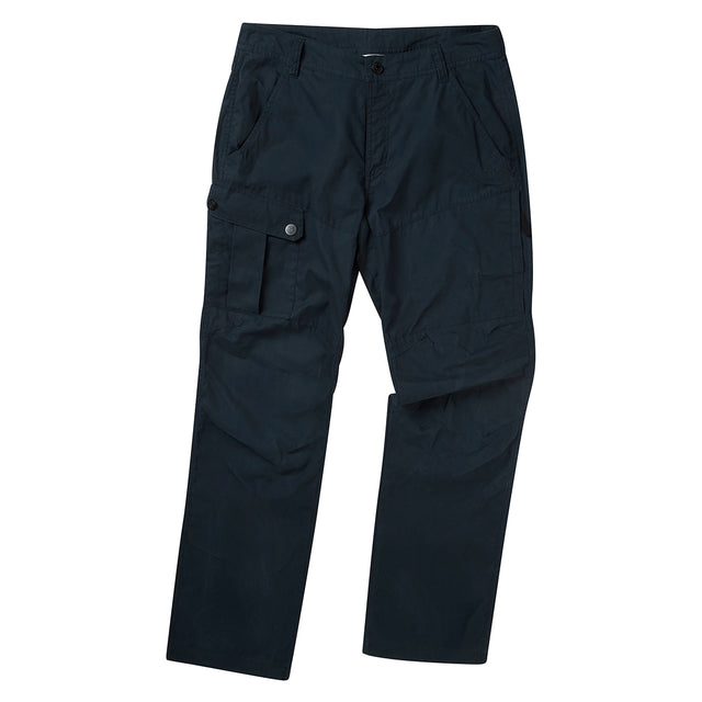 Bradshaw Mens Performance Cargo Pants Short Leg - Dark Navy image 1