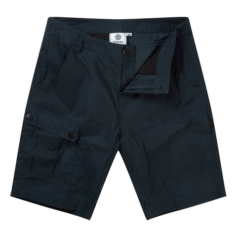 Bradshaw Mens Performance Cargo Shorts - Dark Navy