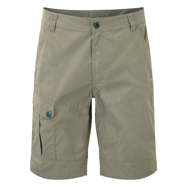 Bradshaw Mens Performance Cargo Shorts - Stone image 1