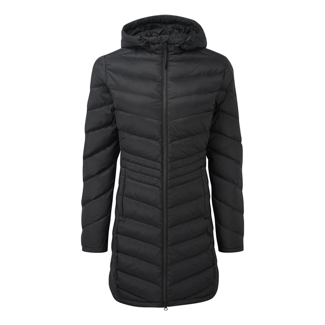 Bramley Womens Down Jacket - Black image 6