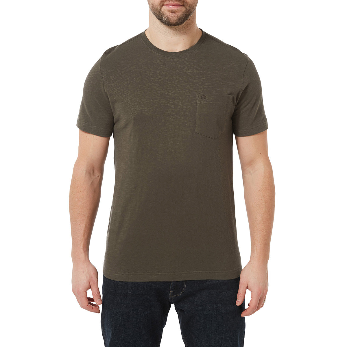 Brayton Mens T-Shirt - Ivy Green
