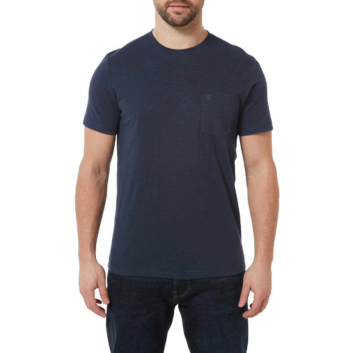 Brayton Mens T-Shirt - Denim