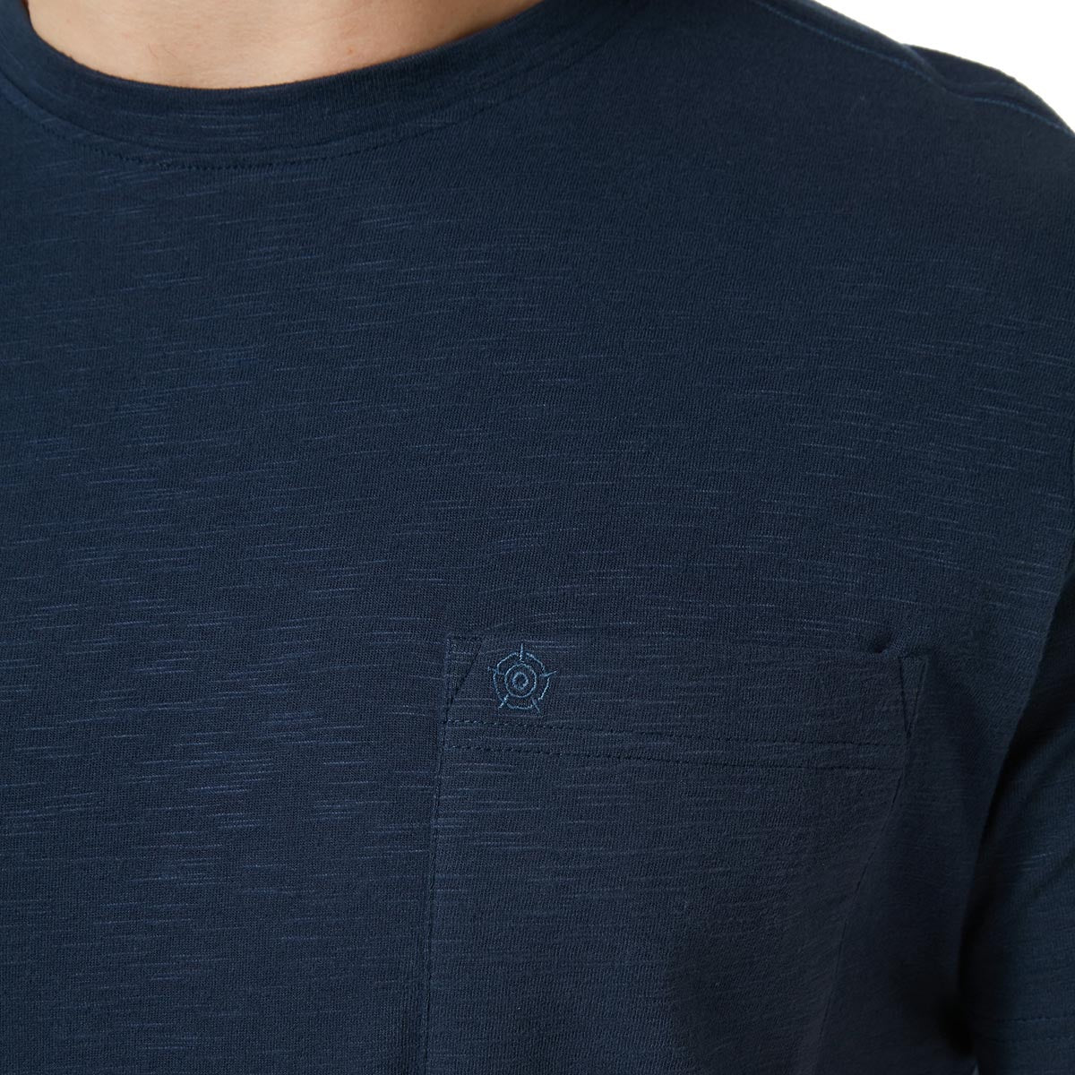 Brayton Mens T-Shirt - Denim image 4