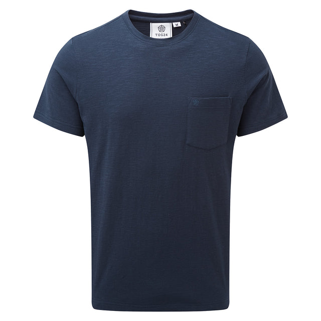 Brayton Mens T-Shirt - Denim image 1