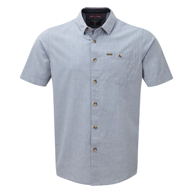 Bruce Mens Shirt - Light Blue image 1