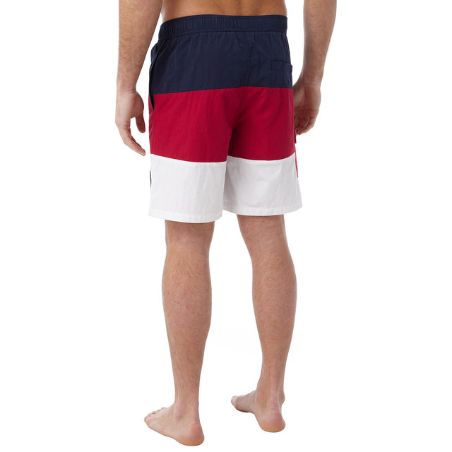Bude Mens Swimshorts - Chilli image 3