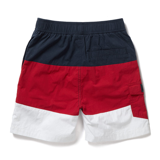 Bude Kids Swimshorts - Chilli image 2