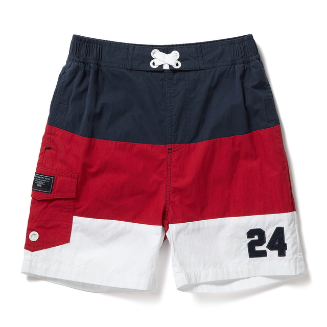 Bude Kids Swimshorts - Chilli image 1