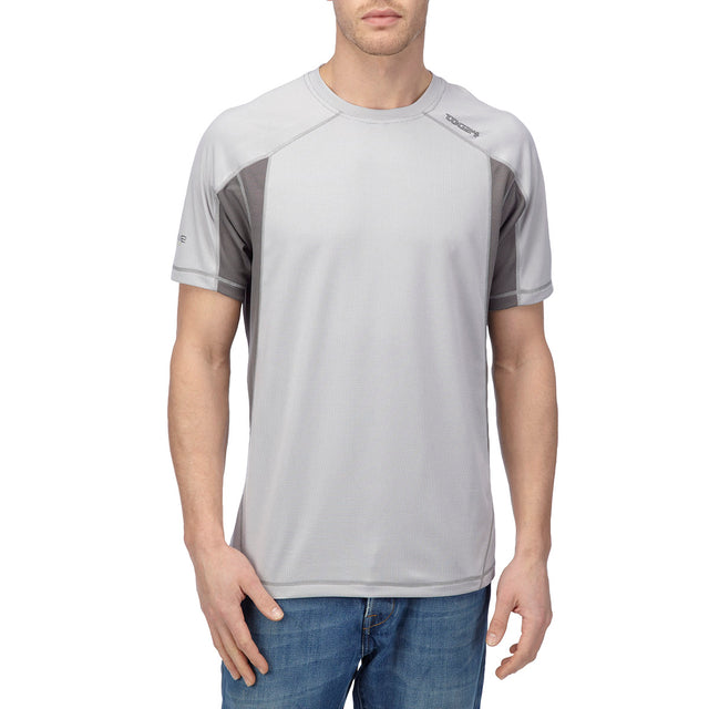 Cairn Mens TCZ Bamboo T-Shirt - White image 2