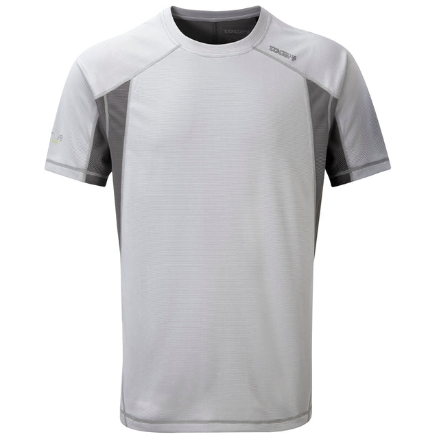 Cairn Mens TCZ Bamboo T-Shirt - White image 1