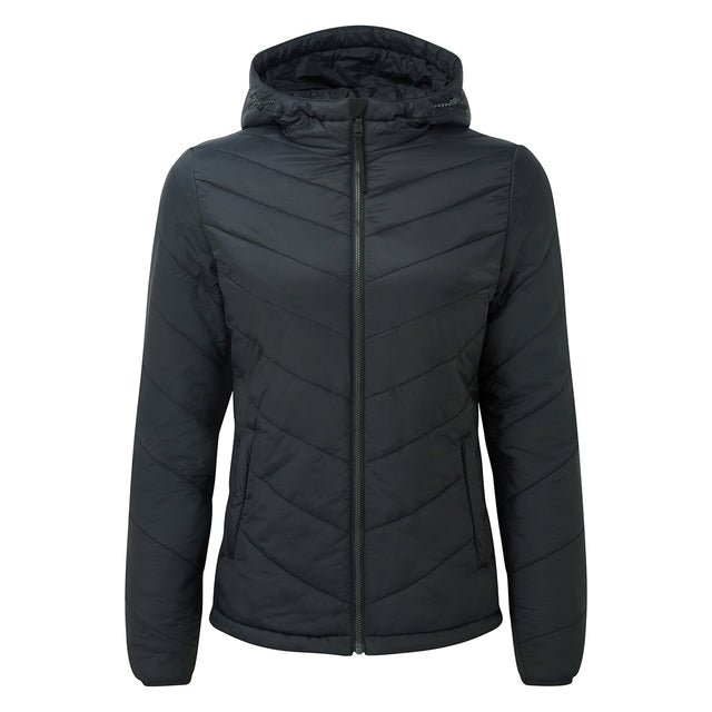 Clancy Womens TCZ Thermal Jacket - Black image 5