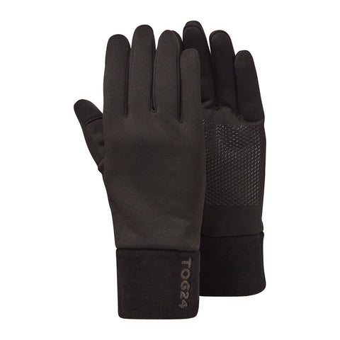 Cottam 4 Way Stretch Gloves - Black