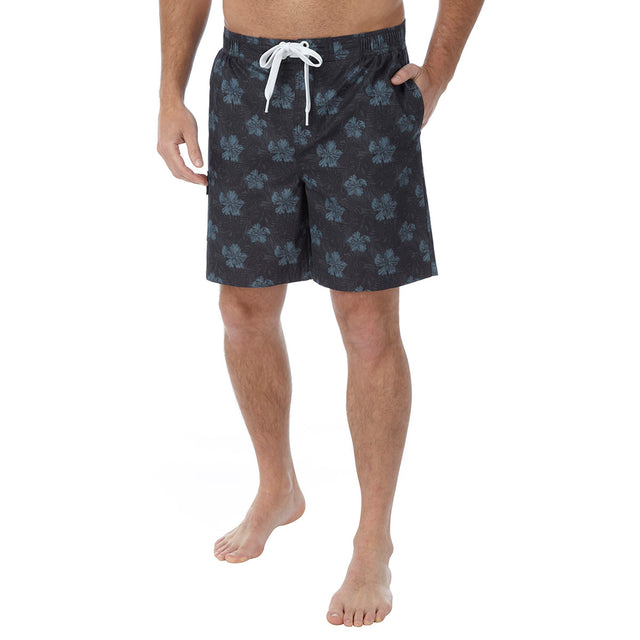 Cove Mens Swimshorts - Navy Print image 2