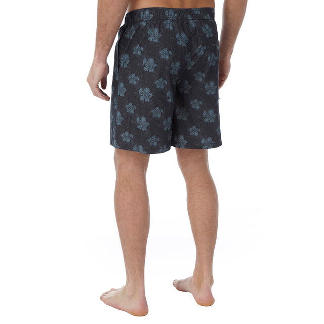 Cove Mens Swimshorts - Navy Print image 3