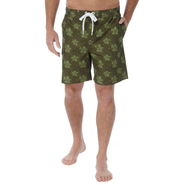 Cove Mens Swimshorts - Military Print image 2