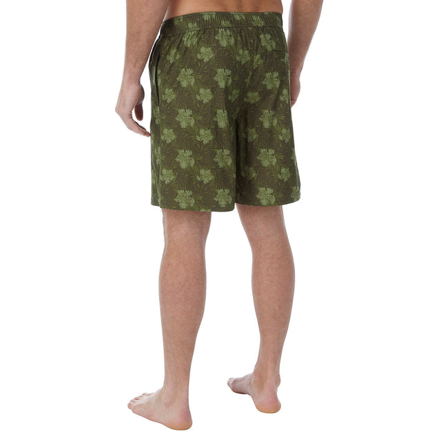 Cove Mens Swimshorts - Military Print image 3