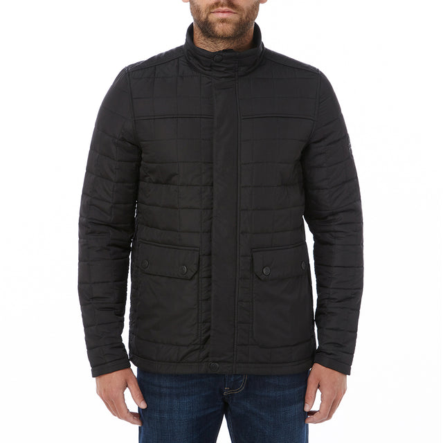 Dearne Mens TCZ Thermal Jacket - Black image 2