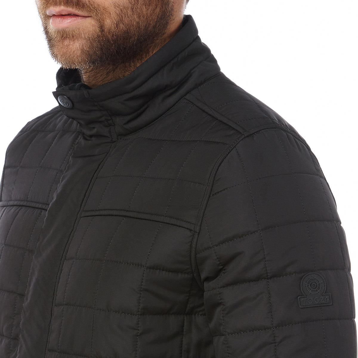 Dearne Mens TCZ Thermal Jacket - Black image 4
