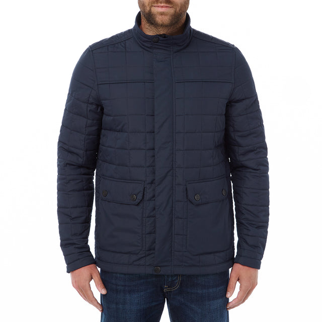 Dearne Mens TCZ Thermal Jacket - Navy image 2