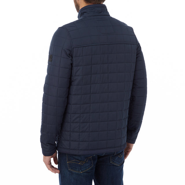Dearne Mens TCZ Thermal Jacket - Navy image 3