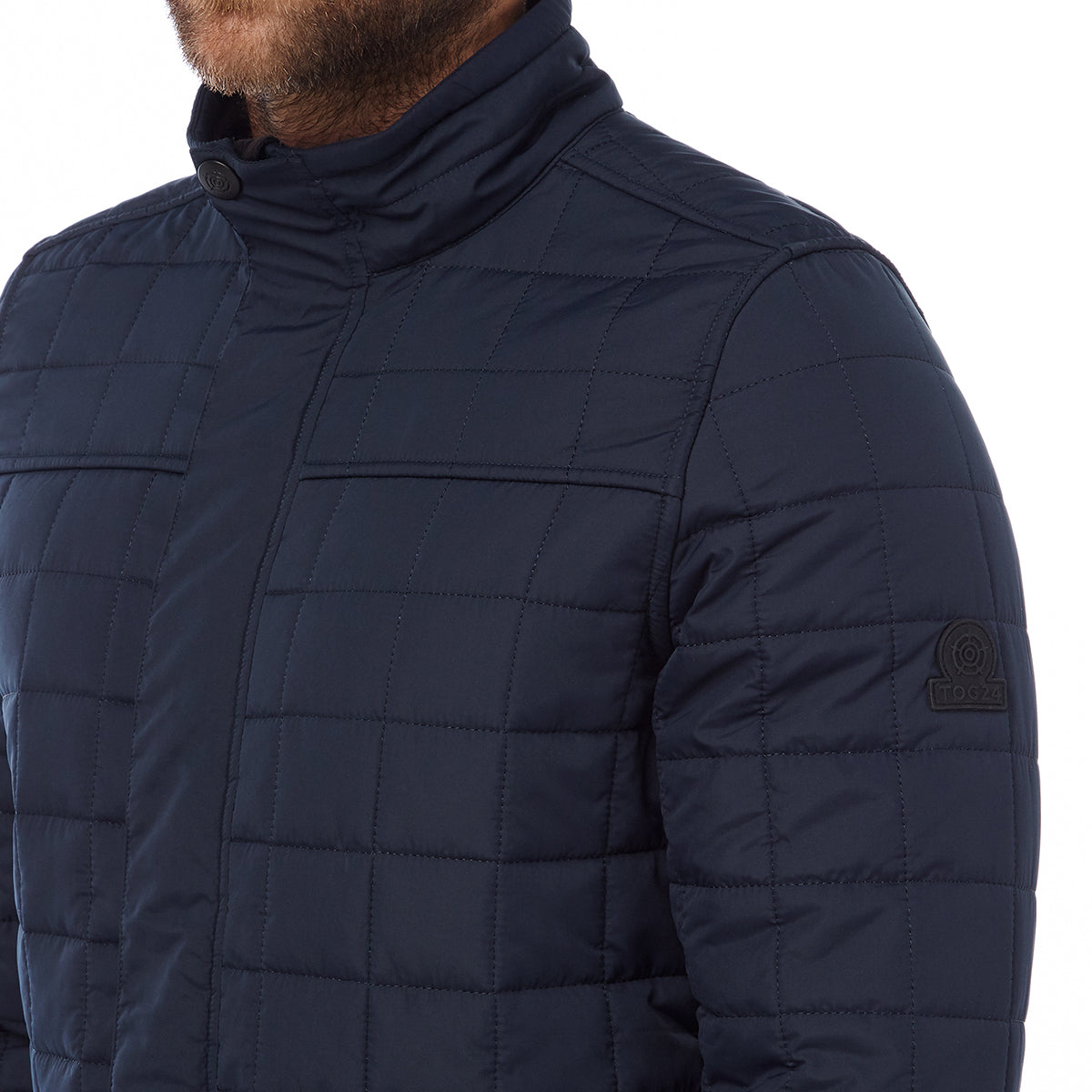 Dearne Mens TCZ Thermal Jacket - Navy image 4