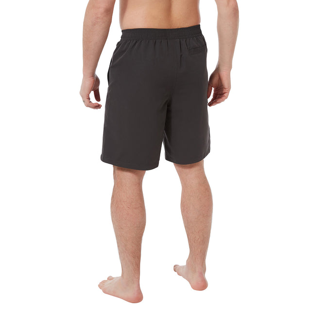 Declan Mens Swimshorts - Charcoal image 3