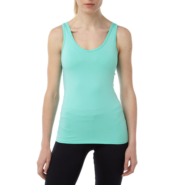 Define Womens TCZ Stretch Vest - Aqua image 2