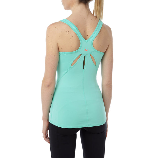 Define Womens TCZ Stretch Vest - Aqua image 3