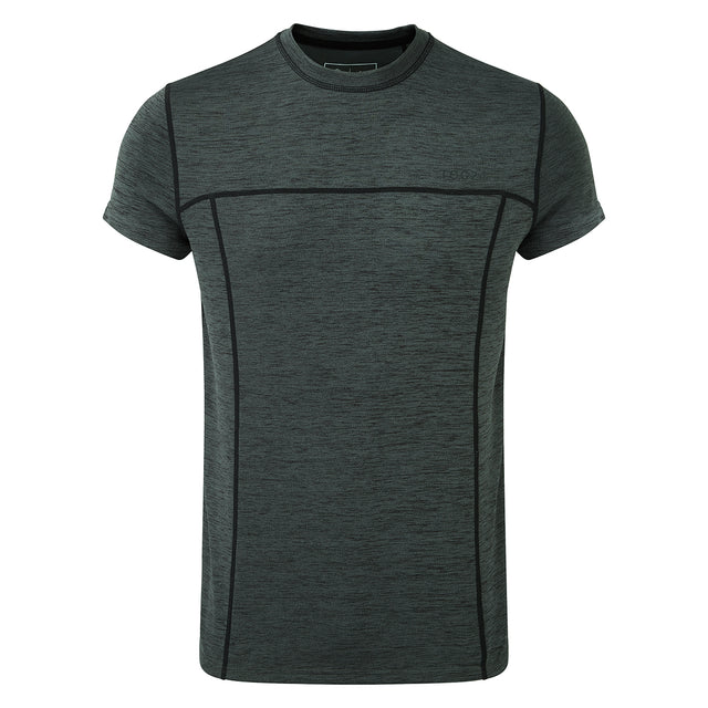 Dive Mens Performance T-Shirt - Dark Grey Marl image 1