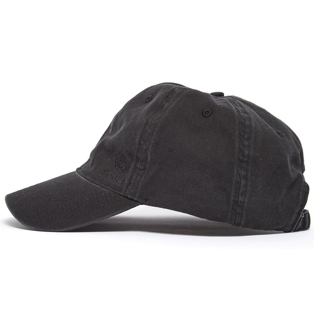 Duke Twill Cap - Black image 2