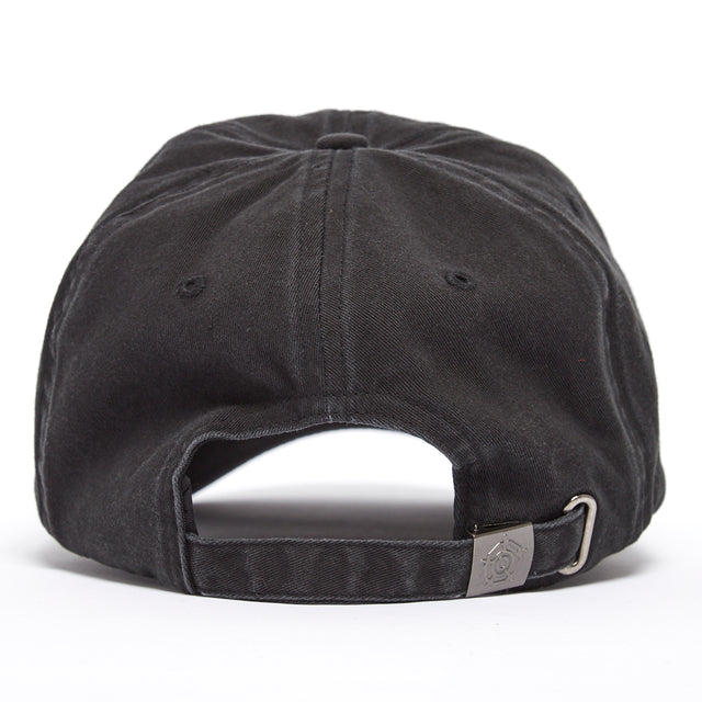 Duke Twill Cap - Black image 3