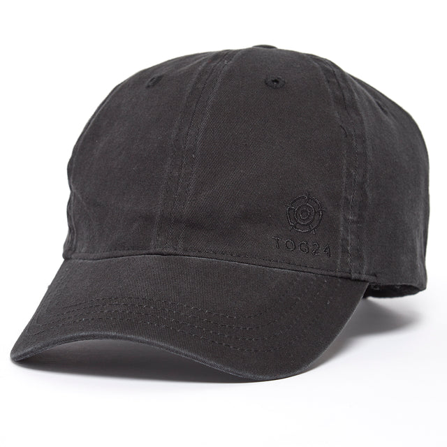 Duke Twill Cap - Black image 1