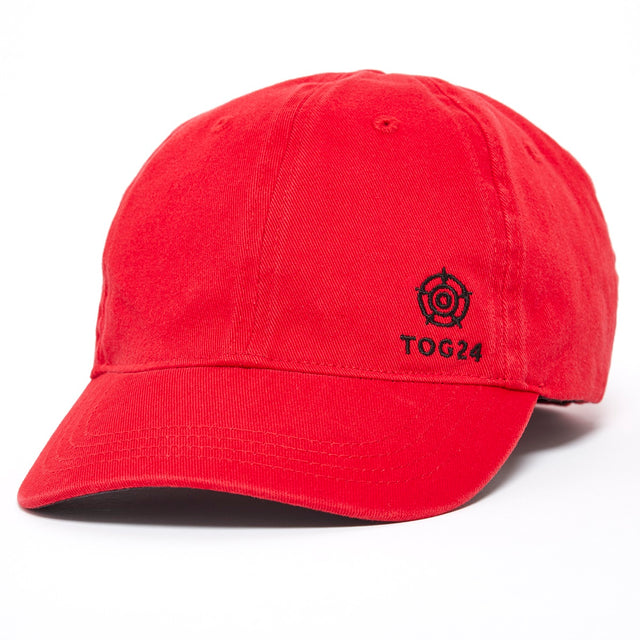 Duke Twill Cap - Chilli image 1