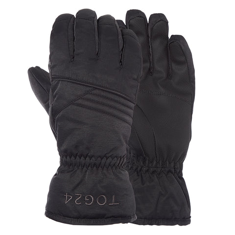 Eagle Kids Ski Gloves - Black