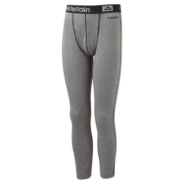 Ergo Kids TCZ Diamond Trousers - Grey Marl image 1
