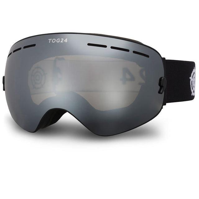 Exchange Cat 2/3 Lens Goggles - Black/Silver