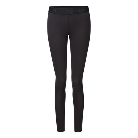Fixby Womens Thermal Leggings - Black
