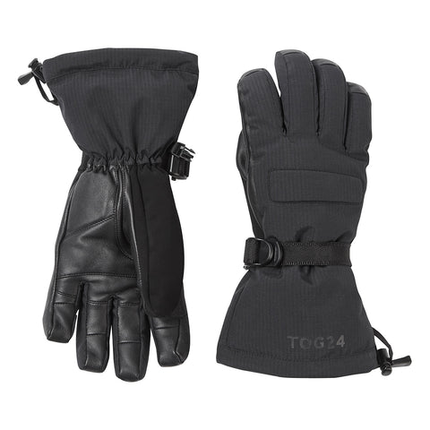 Frickley Waterproof Ski Gloves - Black