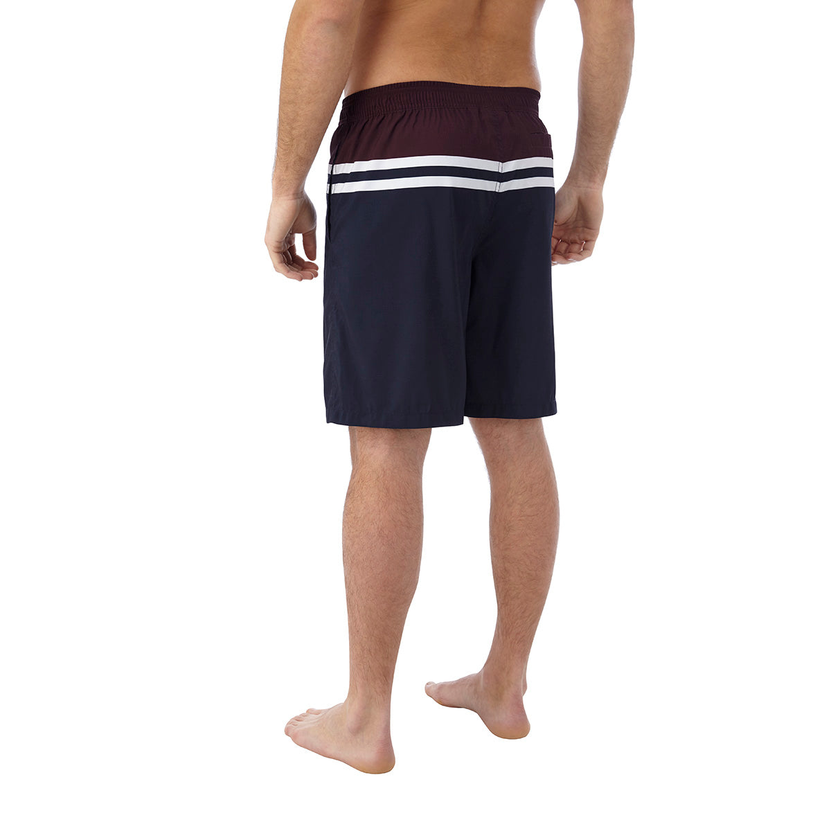 Harrison Mens Boardshorts - Navy/Deep Port image 4