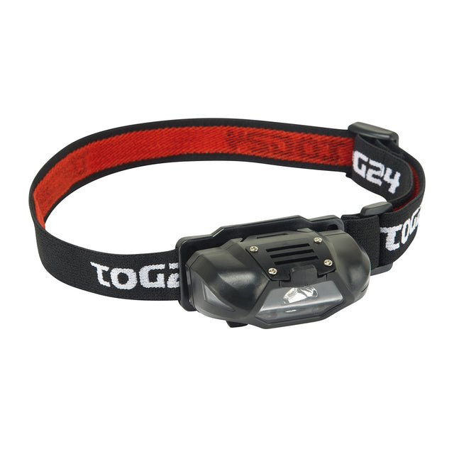 Head Torch - Black