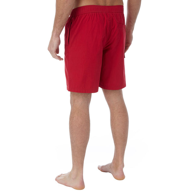 Helier Mens Swimshorts - Chilli image 3
