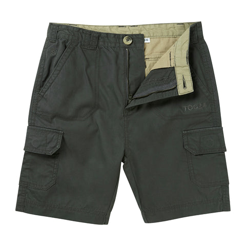 Hoyland Kids Cargo Shorts - Thunder Grey